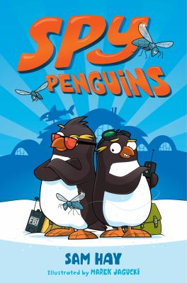 Cover image for Spy penguins
