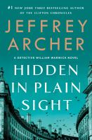 Cover image for Hidden in plain sight