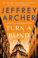 Cover image for Turn a blind eye