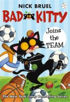 Cover image for Bad Kitty joins the team
