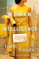 Cover image for A woman of intelligence