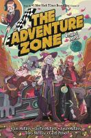 Cover image for The adventure zone. Petals to the metal