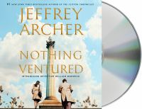 Cover image for Nothing ventured