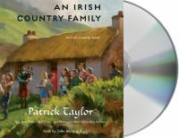 Cover image for An Irish country family