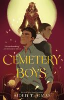 Cover image for Cemetery boys