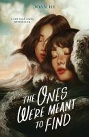 Cover image for The ones we're meant to find