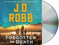 Cover image for Forgotten in death