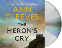 Cover image for The heron's cry