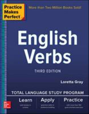 Cover image for English verbs