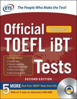 Cover image for Official TOEFL iBT tests. Volume 2.