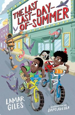 Cover image for The last last-day-of-summer