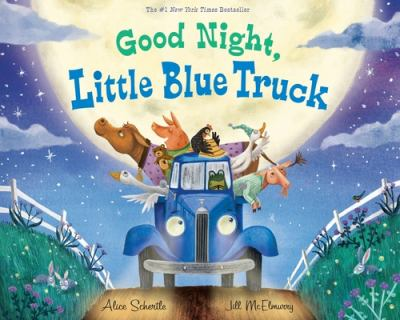 Cover image for Good night, Little Blue Truck