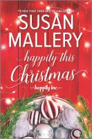 Cover image for Happily this Christmas