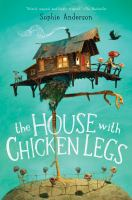 Cover image for The house with chicken legs