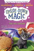 Cover image for Upside-dwon magic. The big shrink