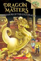 Cover image for Dragon masters. Treasure of the Gold Dragon