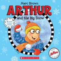 Cover image for Arthur and the big snow