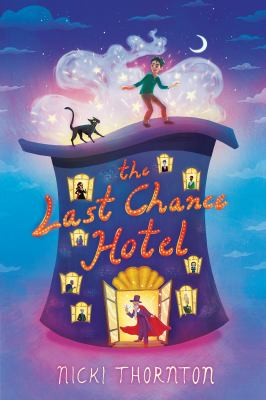 Cover image for The Last Chance Hotel