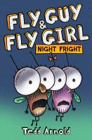Cover image for Fly Guy & Fly Girl. Night fright