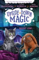Cover image for Upside down magic. Night owl