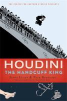 Cover image for Houdini : the handcuff king