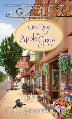Cover image for One day in Apple Grove