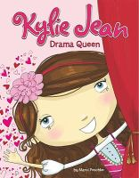 Cover image for Kylie Jean. Drama queen