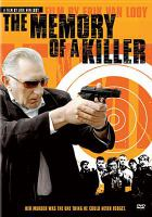 Cover image for The memory of a killer
