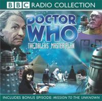 Cover image for Doctor Who. Daleks' master plan.