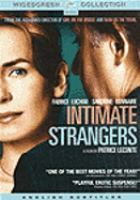 Cover image for Intimate strangers