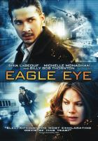 Cover image for Eagle eye