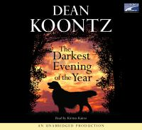 Cover image for Darkest evening of the year