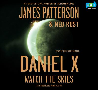 Cover image for Daniel X : watch the skies