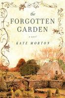 Cover image for The forgotten garden BOOK CLUB #20 a novel