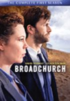 Cover image for Broadchurch. The complete first season