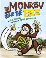 Cover image for The monkey and the bee
