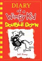 Cover image for Diary of a wimpy kid. Double down