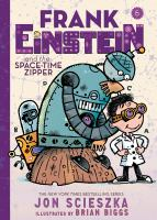 Cover image for Frank Einstein and the space-time zipper