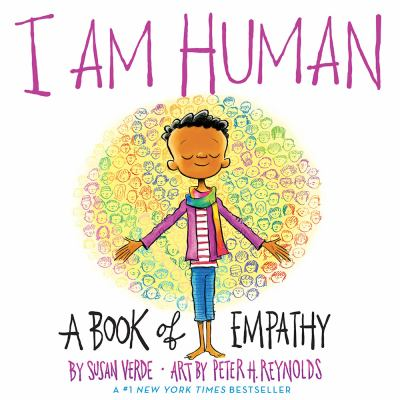 Cover image for I am human : a book of empathy