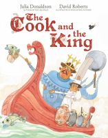 Cover image for The cook and the king