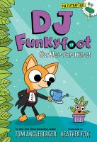 Cover image for DJ Funkyfoot: Butler for Hire! (DJ Funkyfoot #1)
