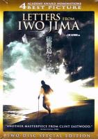 Cover image for Letters from Iwo Jima