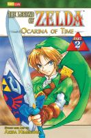 Cover image for The legend of Zelda. Ocarina of time, part 2