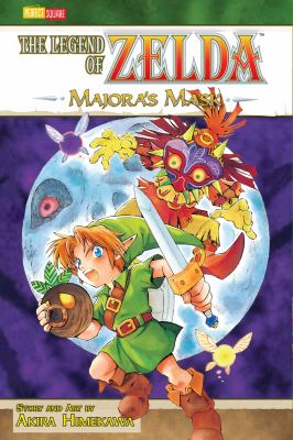 Cover image for The legend of Zelda. Majora's mask