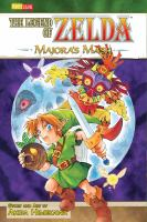 Cover image for The legend of Zelda. Majora's mask
