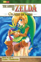 Cover image for The legend of Zelda. Oracle of ages
