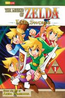 Cover image for The legend of Zelda. Four swords, part 1