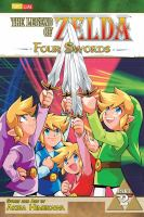 Cover image for The legend of Zelda. Four swords, part 2