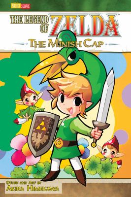 Cover image for The legend of Zelda. The Minish cap