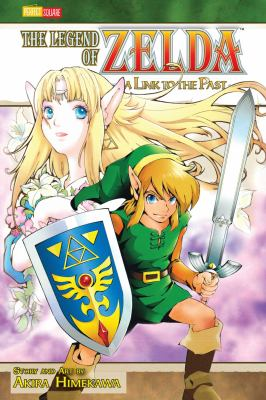 Cover image for The legend of Zelda. A link to the past